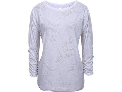 LUHTA Damen Shirt HALOILA Weiß