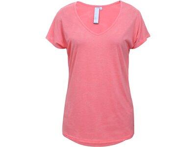 LUHTA Damen T-Shirts HALOINEN Pink