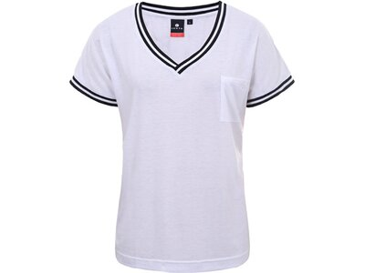 LUHTA Damen T-Shirts ASPHOLM Weiß