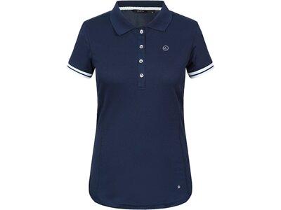 LUHTA Damen Poloshirt AIRA Blau