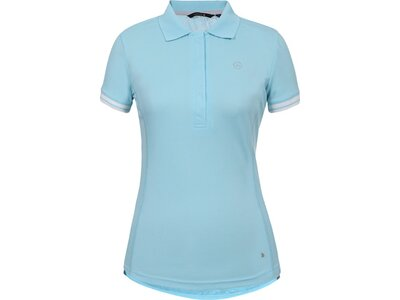 LUHTA Damen Poloshirt AIRI Blau
