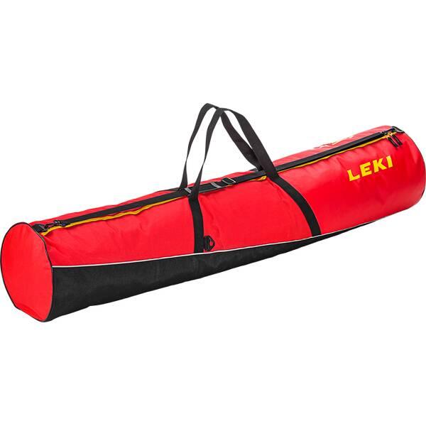 LEKI Tasche Stocktasche Trainer für ca. 15 Pr. Stöcke (140 cm lang)