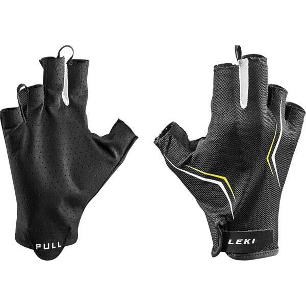 LEKI Herren Handschuhe HS Multi Lite Short Bunt