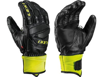 LEKI Handschuhe Worldcup Race Downhill S Schwarz