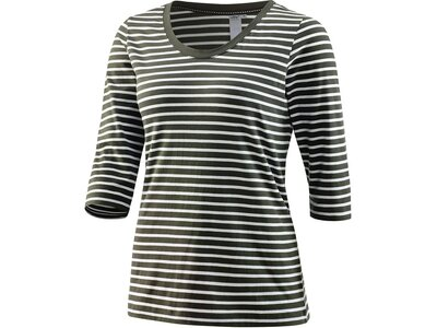 """JOY Damen Shirt """"Zaria"""" Dreiviertelarm Grau"""
