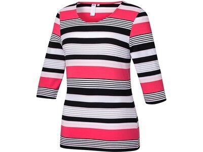 "JOY Damen Fitness-Shirt ""Alexa"" 3/4-Arm Grau"