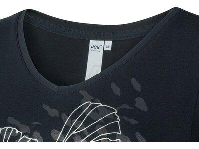 JOY Damen T-Shirt CORA Schwarz