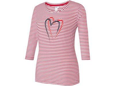 JOY Damen T-Shirt JESSY Rot