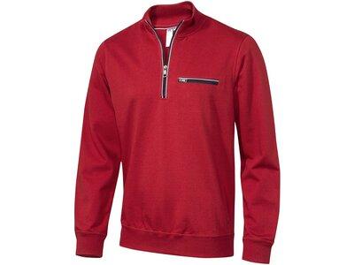 "JOY Herren Trainingssweatshirt ""Tim"" Rot"