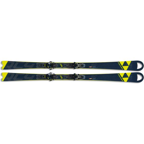 FISCHER Herren Racing Ski RC4 WC SC RT + RC4 Z12 PR