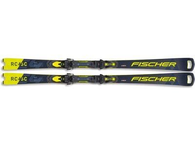 """FISCHER Skier """"RC4 WC SC MT + RC4 Z12 PR"""" Schwarz"""