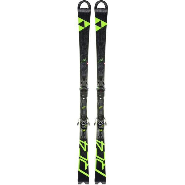 FISCHER Herren Racing Ski RC4 WC SC RT YELLOW BASE + RC4 Z12