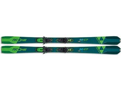 FISCHER Herren All-Mountain Ski RC ONE 82 GT TPR + RSW 11 PR Blau