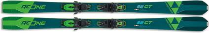 FISCHER Herren All-Mountain Ski RC ONE 82 GT TPR + RSW 11 PR