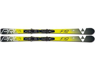 FISCHER Herren Racing Ski PROGRESSOR F19 TI RT + RS 11 PR Grau