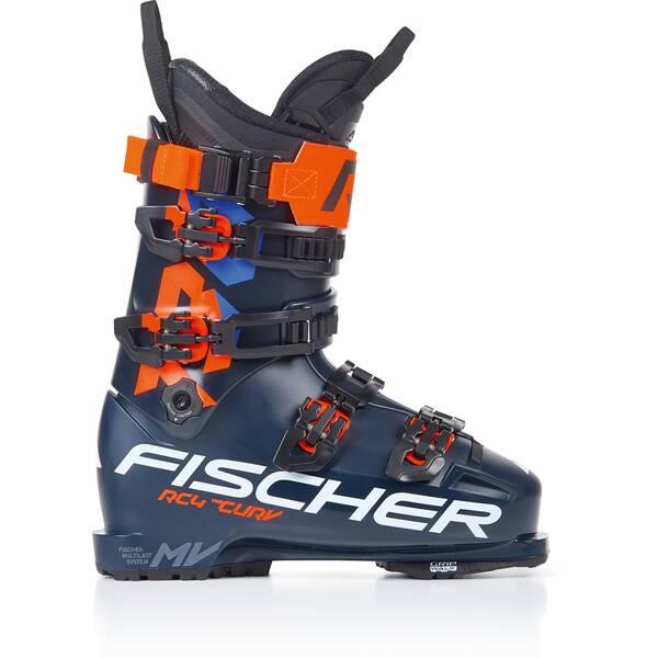 FISCHER Damen Skischuhe RC4 THE CURV 130 VACUUM WALK
