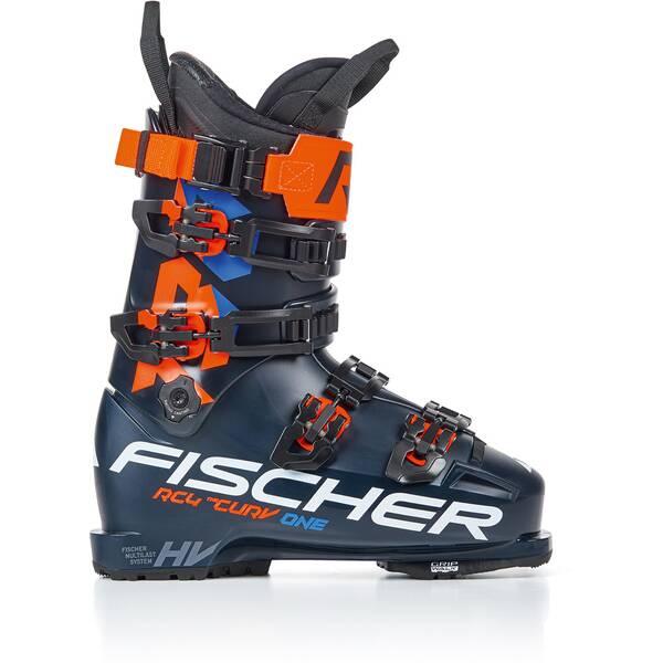 FISCHER Damen Skischuhe RC4 THE CURV ONE 130 VACUUM WALK