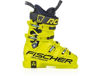 FISCHER Kinder Skistiefel RC4 PODIUM 90 Gelb