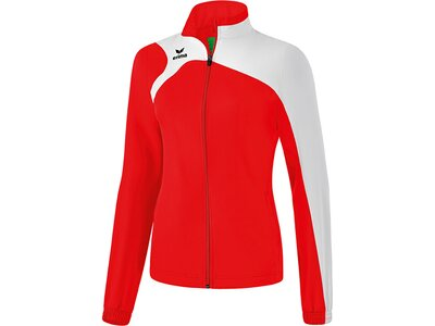 ERIMA Damen Club 1900 2.0 Präsentationsjacke Rot
