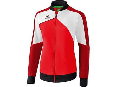 ERIMA Fußball - Teamsport Textil - Jacken Premium One 2.0 Präsi-Jacke Damen Hell Rot