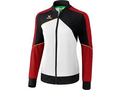 ERIMA Fußball - Teamsport Textil - Jacken Premium One 2.0 Präsi-Jacke Damen Hell Weiß