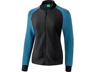 ERIMA Fußball - Teamsport Textil - Jacken Premium One 2.0 Freizeitjacke Damen Schwarz