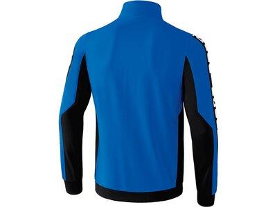 ERIMA Herren CLASSIC 5-CUBES Polyesterjacke Blau