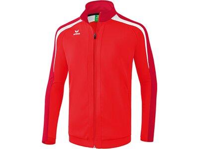 ERIMA Herren Liga 2.0 Trainingsjacke Rot