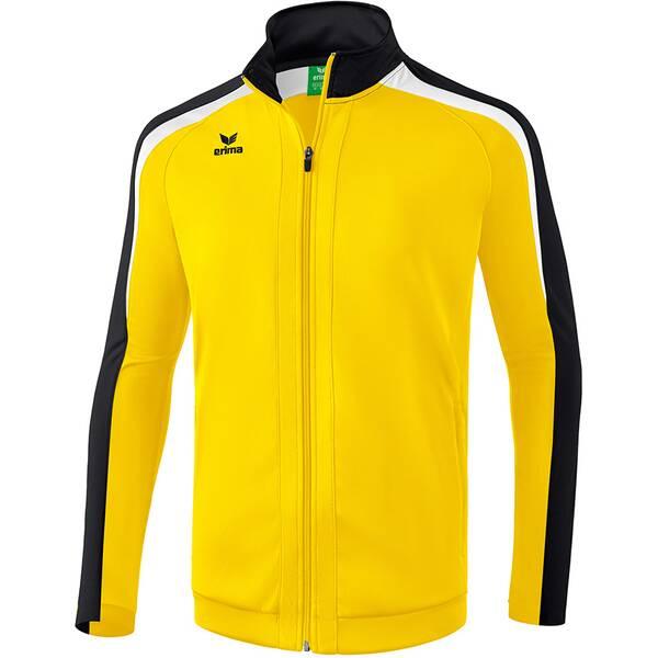 ERIMA Herren Liga 2.0 Trainingsjacke Gelb