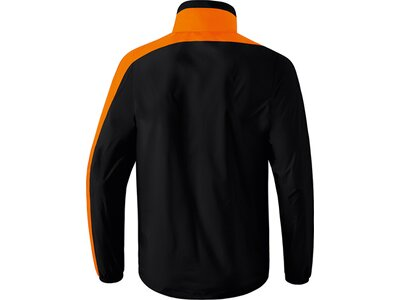 ERIMA Herren Club 1900 2.0 Allwetterjacke Orange