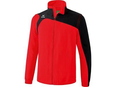 ERIMA Herren Club 1900 2.0 Jacke mit abnehmbaren Ärmeln Rot