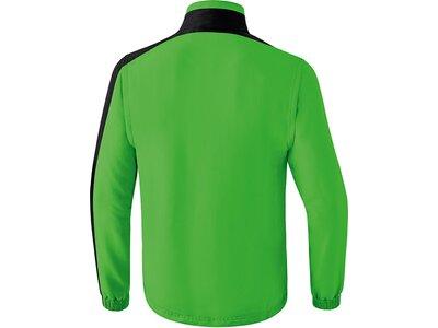 ERIMA Herren Club 1900 2.0 Jacke mit abnehmbaren Ärmeln Grün