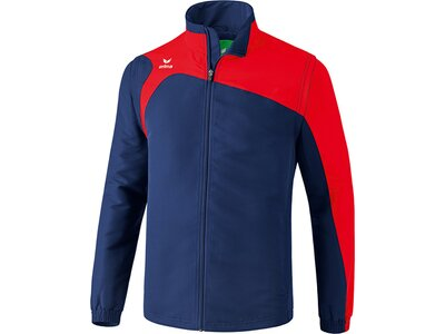 ERIMA Kinder Club 1900 2.0 Jacke mit abnehmbaren Ärmeln Blau