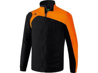 ERIMA Kinder Club 1900 2.0 Jacke mit abnehmbaren Ärmeln Orange