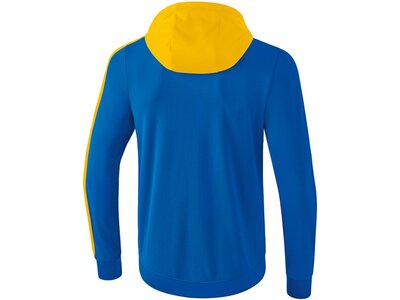 ERIMA Herren Club 1900 2.0 Trainingsjacke mit Kapuze Blau