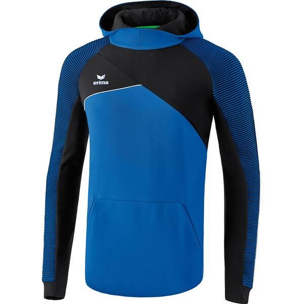 ERIMA Herren Premium One 2.0 Kapuzensweat Blau