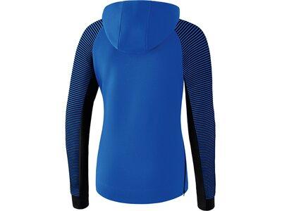 ERIMA Fußball - Teamsport Textil - Sweatshirts Premium One 2.0 Kapuzensweat Damen Hell Blau