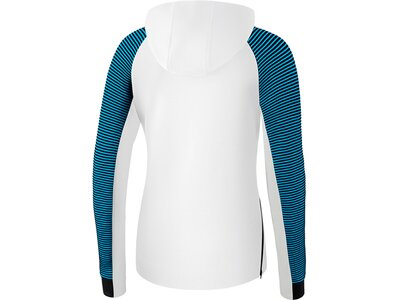 ERIMA Fußball - Teamsport Textil - Sweatshirts Premium One 2.0 Kapuzensweat Damen Hell Weiß