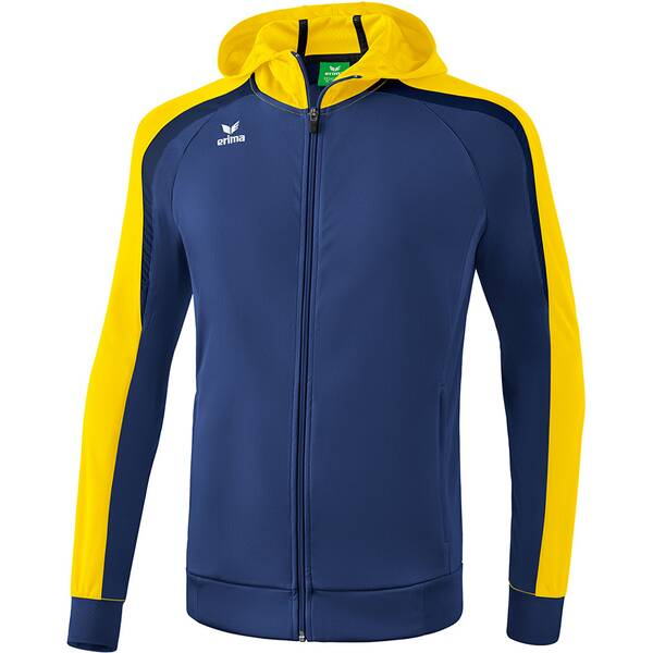ERIMA Herren Liga 2.0 Trainingsjacke mit Kapuze
