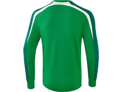 ERIMA Herren Liga 2.0 Sweatshirt Grün