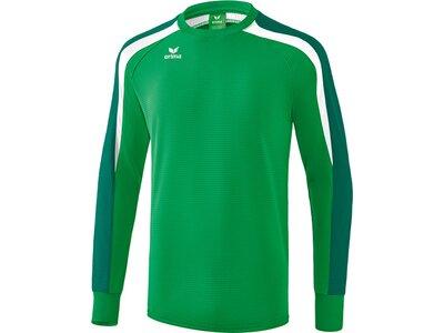 ERIMA Kinder Liga 2.0 Sweatshirt Grün