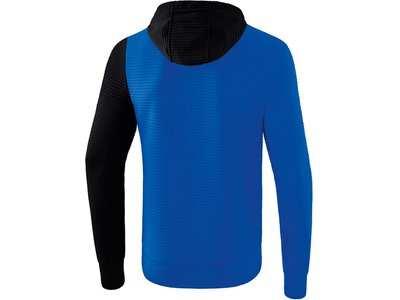 ERIMA Kapuzensweat 5-C Blau