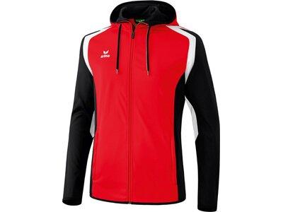 ERIMA Herren Razor 2.0 Trainingsjacke mit Kapuze Rot
