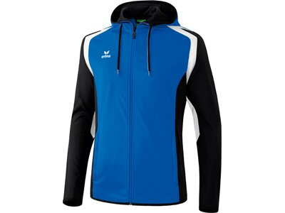 ERIMA Herren Razor 2.0 Trainingsjacke mit Kapuze Blau