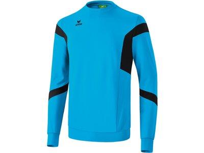 ERIMA Kinder Classic Team Sweatshirt Blau