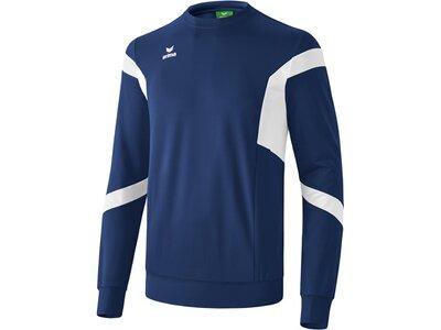 ERIMA Herren Classic Team Sweatshirt Blau