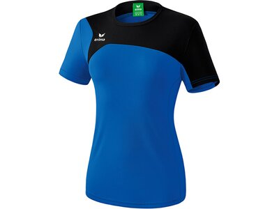 ERIMA Damen Club 1900 2.0 T-Shirt Blau