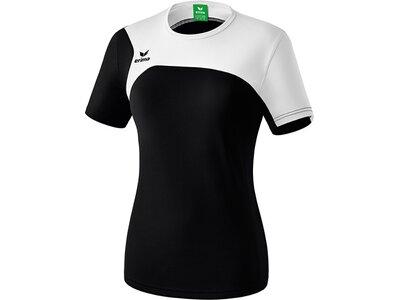 ERIMA Damen Club 1900 2.0 T-Shirt Schwarz