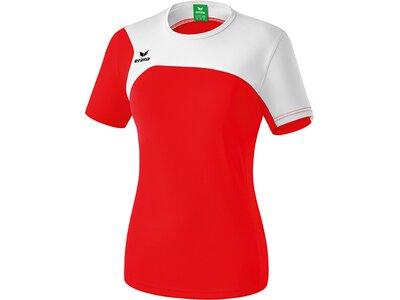 ERIMA Damen Club 1900 2.0 T-Shirt Rot