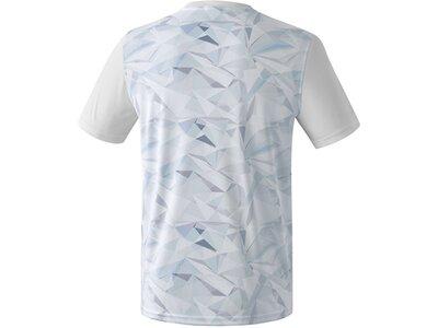ERIMA Herren Masters T-Shirt Silber